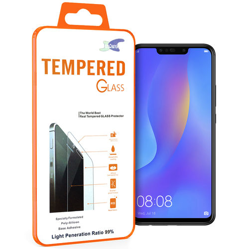 Calans 9H Tempered Glass Screen Protector for Huawei Nova 3i - Clear